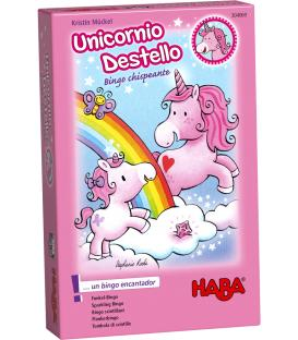 Unicornio Destello: Bingo Chispeante