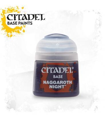 Pintura Citadel: Base Naggaroth Night