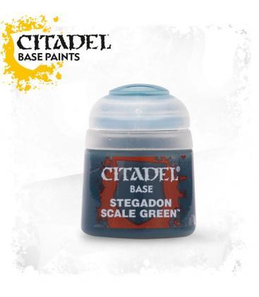Pintura Citadel: Base Stegadon Scale Green