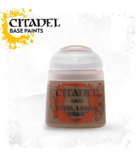 Pintura Citadel: Base Steel Legion Drab