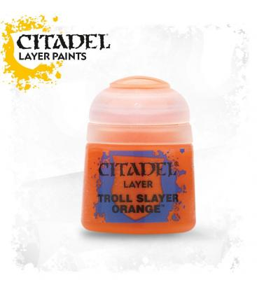 Pintura Citadel: Layer Trollslayer Orange