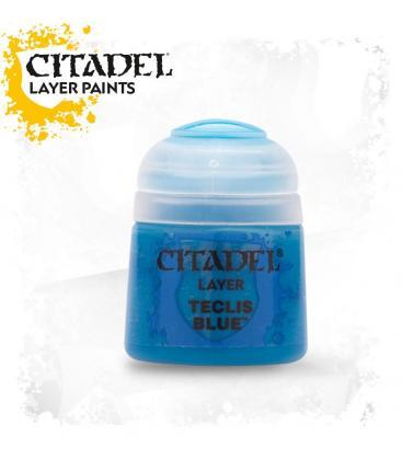 Pintura Citadel: Layer Teclis Blue