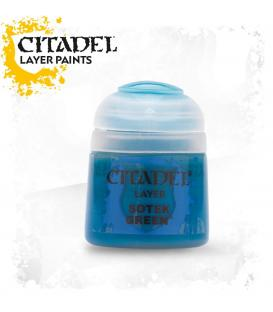 Pintura Citadel: Layer Sotek Green