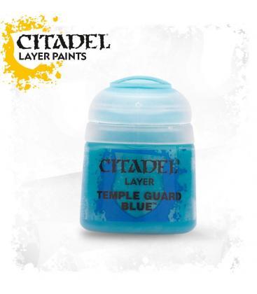 Pintura Citadel: Layer Temple Guard Blue