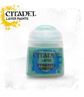 Pintura Citadel: Layer Sybarite Green