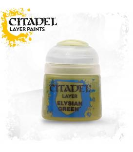 Pintura Citadel: Layer Elysian Green