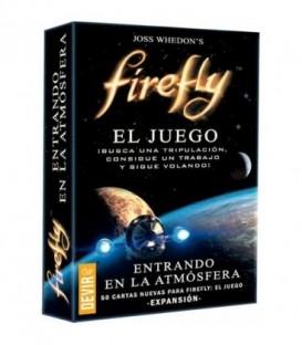 Firefly: Entrando en la Atmósfera