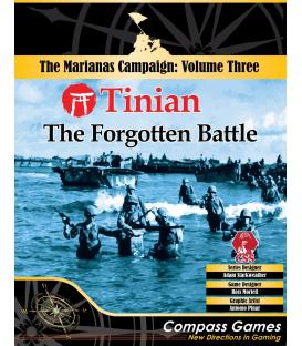The Marianas Campaign 3 - Tinian: The Forgotten Battle (Inglés)