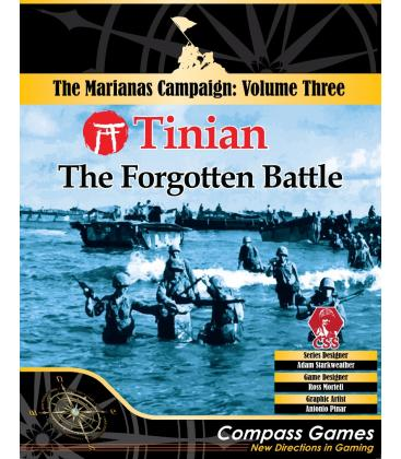 Tinian: The Forgotten Battle