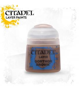 Pintura Citadel: Layer Gorthor Brown