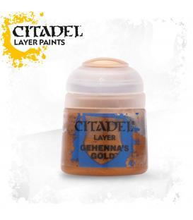 Pintura Citadel: Layer Gehenna's Gold