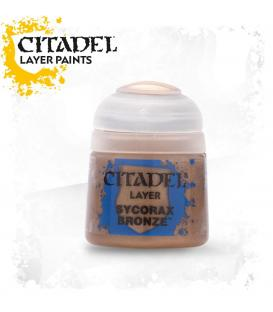 Pintura Citadel: Layer Sycorax Bronze