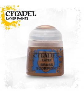 Pintura Citadel: Layer Brass Scorpion