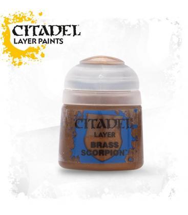 Pintura Citadel: Layer Brass Scorpion