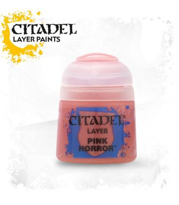 Pintura Citadel: Layer Pink Horror