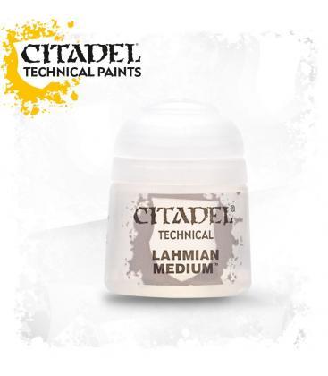 Pintura Citadel: Technical Lahmian Medium