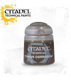 Pintura Citadel: Technical Typhus Corrosion