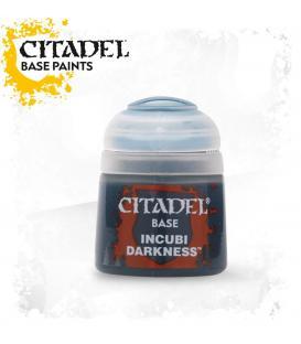 Pintura Citadel: Base Incubi Darkness