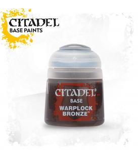 Pintura Citadel: Base Warplock Bronze