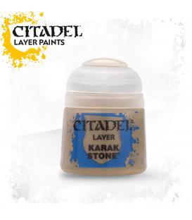 Pintura Citadel: Layer Karak Stone