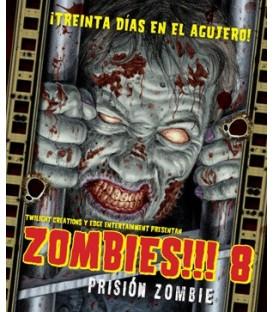 Zombies!!! 8: Prisión Zombie