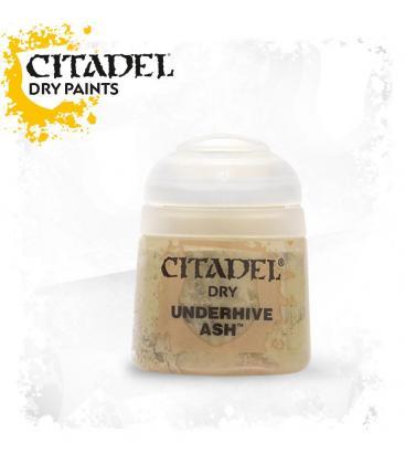 Pintura Citadel: Dry Underhive Ash