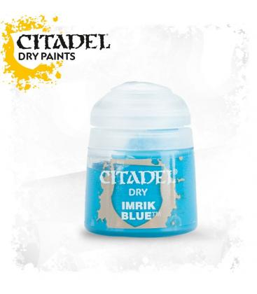 Pintura Citadel: Dry Imrik Blue