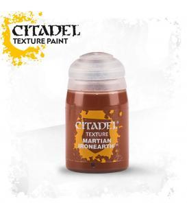 Pintura Citadel: Texture Martian Ironearth