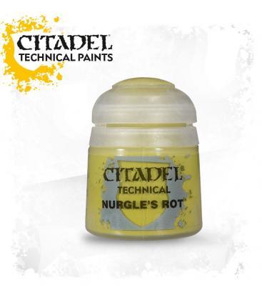 Pintura Citadel: Technical Nurgle's Rot