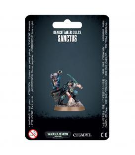 Warhammer 40,000: Genestealer Cults (Sanctus)