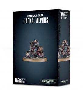 Warhammer 40,000: Genestealer Cults Jackal Alphus
