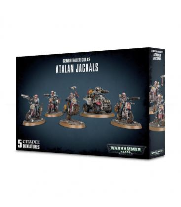 Warhammer 40,000: Genestealer Cults (Atalan Jackals)