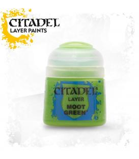 Pintura Citadel: Layer Moot Green