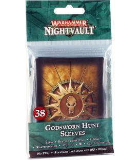 Warhammer Underworlds Nightvault: Cazadores Divinos Jurados (Fundas)
