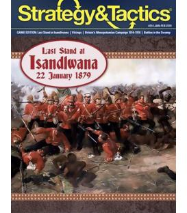 Strategy & Tactics 314: Last Stand at Isandlwana