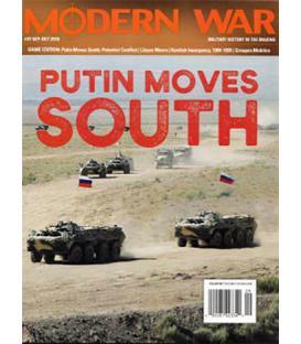 Modern War 37: Putin Moves South (Inglés)