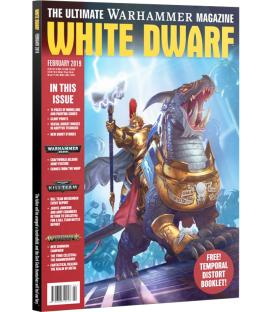 White Dwarf: February 2019 (Inglés)