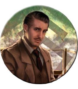 Marcador Preston Fairmont