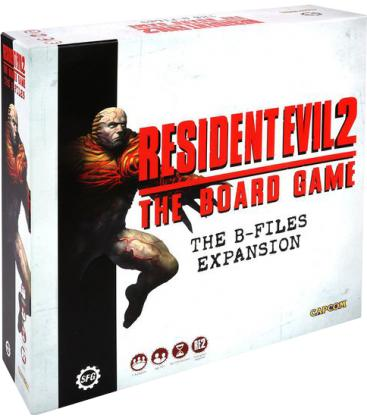 Resident Evil 2: The Board Game - The B-Files Expansion