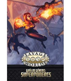 Savage Worlds: Guía de Género Superpoderes