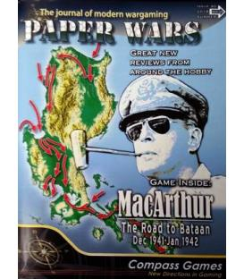 Paper Wars 90: MacArthur The Road to Bataan