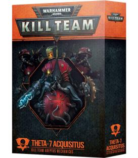 Warhammer Kill Team: 7 Acquisitus Comando Adeptus Mechanicus