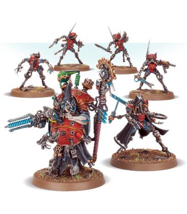 Warhammer Kill Team: 7 Acquisitus Comando Adeptus Mechanicus