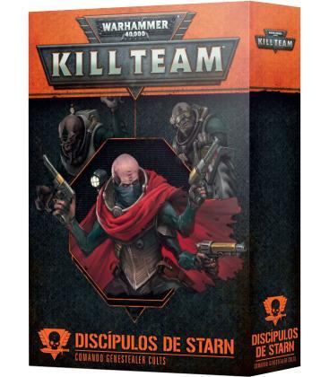 Warhammer Kill Team: Discípulos de Starn Comando Genestealer Cults