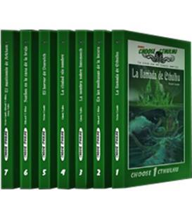 Choose Cthulhu: Pack de 7 Librojuegos