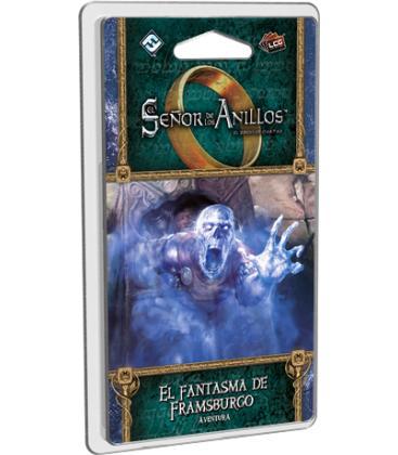 El Señor de los Anillos LCG: El Fantasma de Framsburgo / Ered Mithrin 4