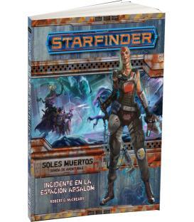Starfinder: Soles Muertos 1 (Incidente en la Estación Absalom)