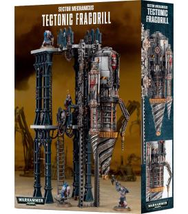 Warhammer 40,000: Sector Mechanicus - Tectonic Fragdrill