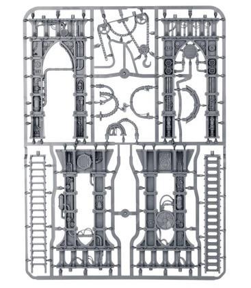 Warhammer 40,000: Sector Mechanicus - Tectonic Fragdrill