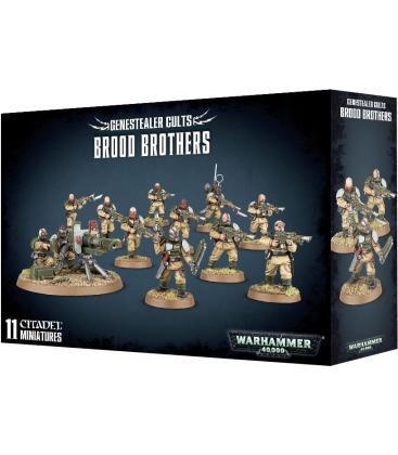 Warhammer 40,000: Genestealer Cults Brood Brothers
